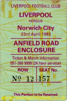 1982-83 div1 m38 LIVERPOOL 0 NORWICH CITY 2 [ar]